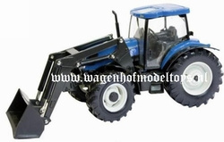 New Holland T6020 with front loader BR42687 Britains Scale 1:32