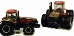 Case IH Magnum 305 & Steiger 535 Golden set ERTL14632 Scale 1:64