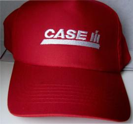 Case IH Cap rood oude zilveren IH