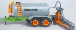 Joskin slurry tank now in green color Si2270 Scale 1:32