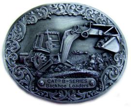 CAT B-SERIES BACKHOE LOADERS Riem Gesp NOR930937 (1993).