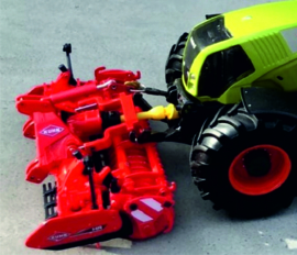 Universal Hobbies - Kuhn F-HR 3040 - Front Power Harrow 1 32 UH - Kuhn F-HR 3040 - Front Power Harrow - Manually converted model (Tractor not included)