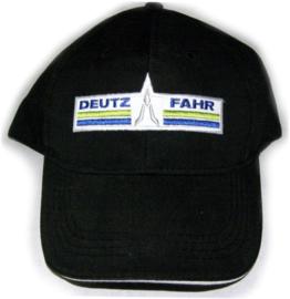 Deutz-Fahr Cap met nieuw logo.