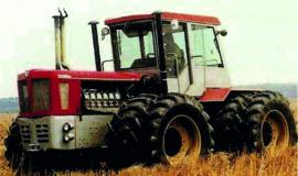 Schlüter Trac 5000 TVL tractor Schuco SC9154 1:32 PRO.