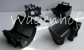 Attachment set voor mobiele kraan. AT3200104 Schaal 1:32