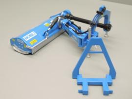 Nobili TBE222 flail mower Replicagri REP109 Scale 1:32