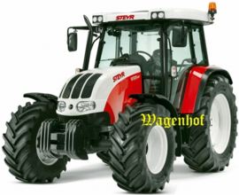 Steyr 9105 MT tractor Universal Hobbies Scale 1:32
