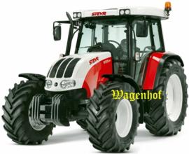 Steyr 9105 MT tractor  Universal Hobbies Schaal 1:32