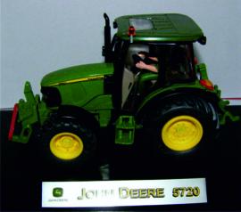 John Deere 5720 Siku Farmer + Si4452