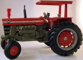 Massey Ferguson 1150 Tractor on Single Wheel Scale Models FT-0830. 1:16