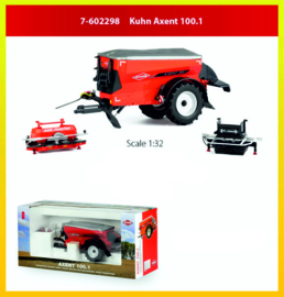 Kuhn Axent 100.1 trailed spreader ROS 7-602298 1:32