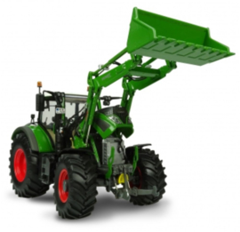 Fendt 722 Vario with front loader in the new color UH4975 Scale 1:32
