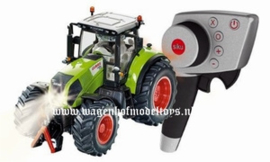Claas Axion 850 with control. Si6882. SIKU Scale 1:32