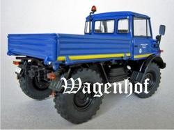 Unimog 406 (U84) THW W-2005 Weise Toys Scale 1:32