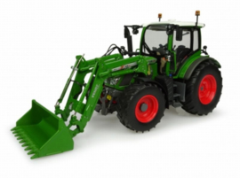Fendt 516 Vario with front loader. New color. UH4981 Scale 1:32