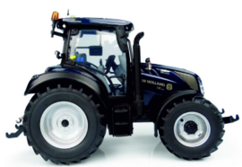 New Holland T5.140 tractor in Profondo Blauw UH6254.