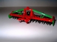 Prosol rotary harrow Universal Hobbies Scale 1:32