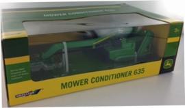 John Deere 635 trailed mower BR43003 Scale 1:32