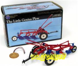 International Little Genius ploeg No 5 Prec. ERTL ZFN 233R Schaal 1:16