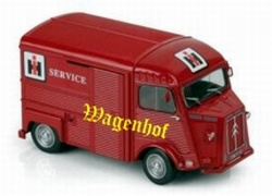 "Citroen ""H"" IH mobile workshop. Replicagri Scale 1:32"