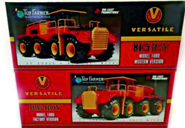 VERSATILE BIG ROY 1080 factory and museum edition DCP 40050 and 51 1:32