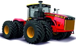 Versatile 610 knik tractor ERTL 16277 1:32