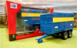 Kane Classic silage trailer. Britains  BR43153A1 Schaal 1:32