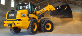 JCB TM420 Loader with attachments BR43231