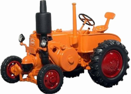 Pampa tractor uit Argentina  Schuco SC03375 Schaal 1:43