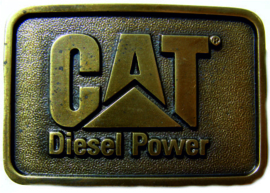CAT DIESEL POWER Riem Gesp NOR921495 (1992).