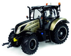 NH T6.175 tractor in Gold color 50 years Anniversary UH62253