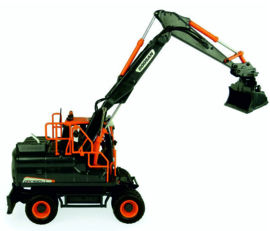 Doosan DX160W mobiele kraan Black Edition  UH8138 1:50
