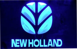 New Holland LED neon light sign. NH001