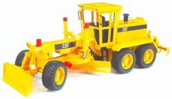 Caterpillar motor nivelleermachine.  Bruder BRU02436 Schaal 1:16