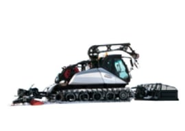 Prinoth AG/SPA LEITWOLF Piste tractor. ROS801042. Schaal 1:43