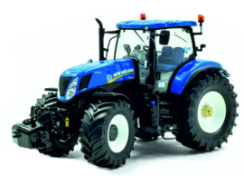 NEW HOLLAND T7.220 AC TIER A4 BLUE tractor ROS7-302129.