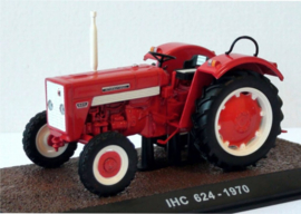 IHC 624 tractor from 1970. Atlas - 7517028. Scale 1:32