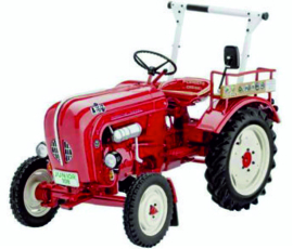 Porsche Diesel Junior 108 tractor  model kit Revell 07820 1:24