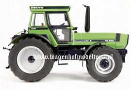 Deutz DX230 powermatic S tractor.  Schuco Schaal 1:32