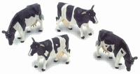 Friese koeien  Britains Schaal 1:32
