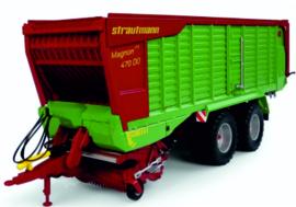 Strautmann Magnon 470 DO opraap wagen UH6202