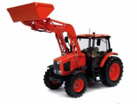 Kubota M135GX tractor met voorlader  UH4192 Schaal 1:32