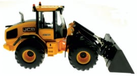 JCB 419S wheel loader with Bucket and Fork BR42223