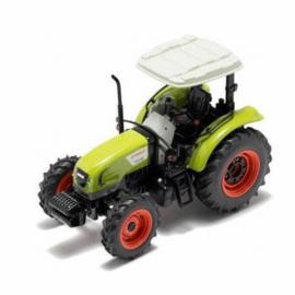 Claas Talos 230 tractor met zomer dak. USK310016.  Schaal 1:32