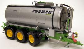 Joskin Vacu Cargo 24000 slurry tanker silver. ROS Scale 1:32