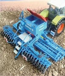 Lemken solitary seed drill combination.- Universal Hobbies Scale 1:32