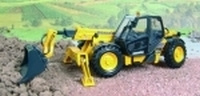 Komatsu WH613 with fork. Scale 1:50