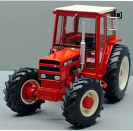 Renault 851  4 wd tractor met cabine Replicagri REP124 Schaal 1:32