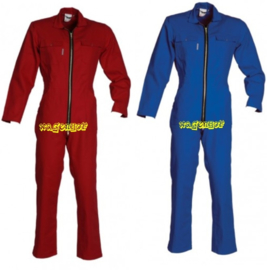 Children's Rally-Overall model 216 with 2-way zipper.