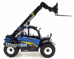 New Holland LM 5060 telescopic handlers + spoons Universal Hobbies Scale 1:32